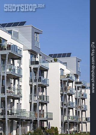 Modern, Housing