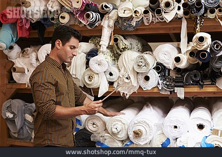 Textile, Tailoring, Inventory
