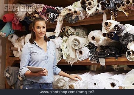 Textile, Designer, Inventory