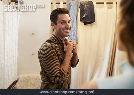 Fitting Room, Men's Fashion, Customer Support