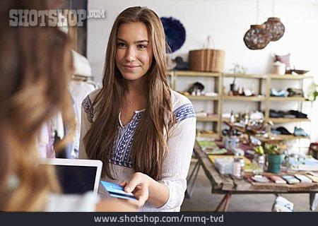 Cashless, Retail, Credit Card