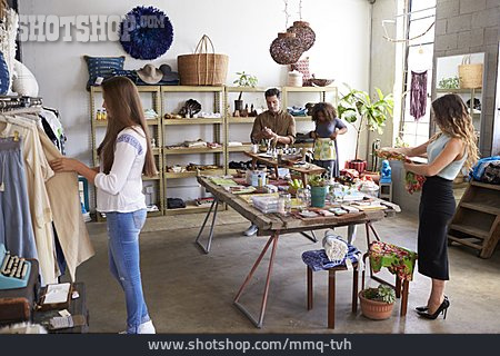 Shopping, Sales Area, Concept Store
