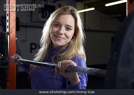 Sports Training, Gym, Weightlifting