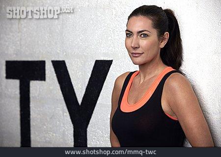 Fitness, Sportswoman, Athlete Women