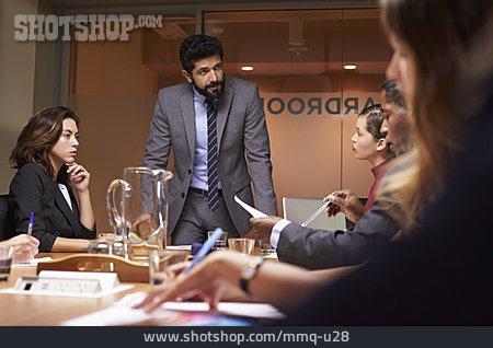 Meeting, Staff, Brainstorming