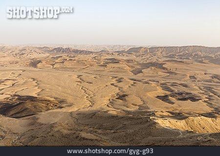 National Park, Negev, Machtesch Ramon
