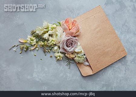Envelope, Invitation, Marriage Invitation