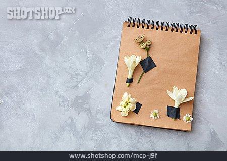 Invitation, Floral