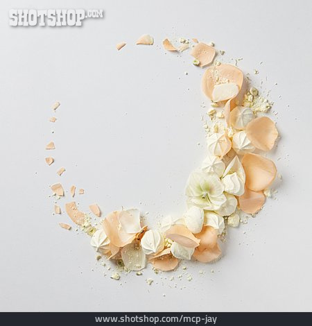 Wedding, Romantic, Flower Arrangement