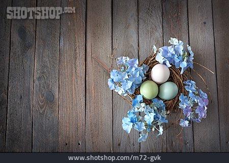 Easter Nest, Easter Decoration
