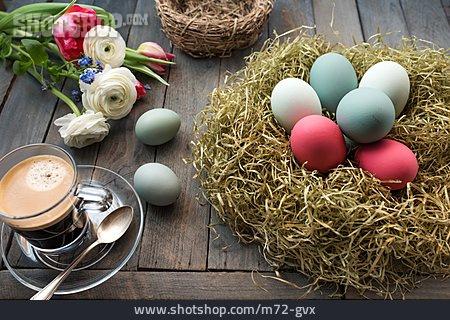 Easter Nest, Easter Breakfast