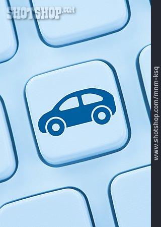 Online, Auto Trade, Rental Car
