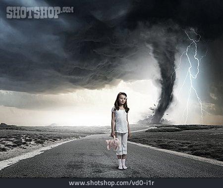 Child, Natural Disaster, Nightmare, Apocalypse