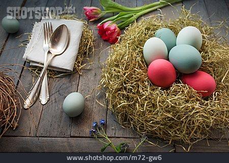 Easter Nest, Easter Time