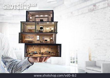 Interior, Present, Designer