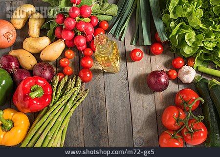 Healthy Diet, Vegetable
