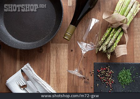 Spices & Ingredients, Green Asparagus