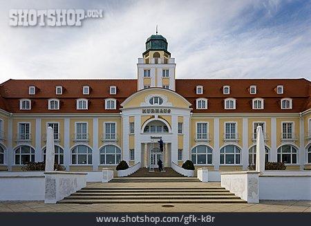 Spa Hotel, Rügen, Binz