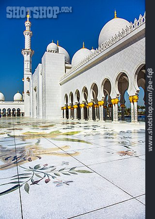 Islam, Mosque, Sheikh Zayed Mosque