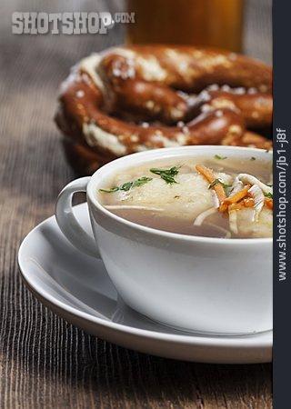 Austrian Cuisine, Semolina Dumpling Soup, Semolina Dumplings