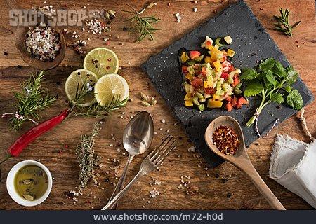 Ingredient, Gazpacho