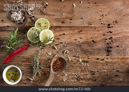 Spices & Ingredients, Cooking, Spice