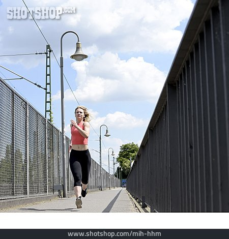 Young Woman, Sports & Fitness, Run, Running, Runner
