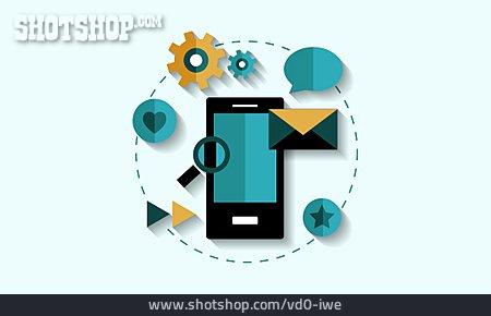 Wireless, Smart Phone, App