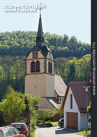 Johanneskirche, Bächlingen, Ortsteil Langenburg