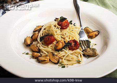 Seafood, Pasta