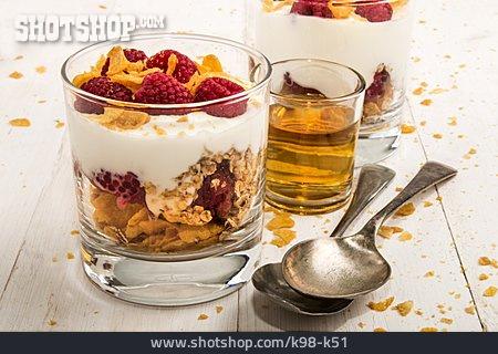 Dessert, Trifle, Cranachan