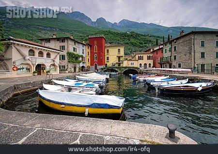 Harbour, Lake Garda, Malcesine