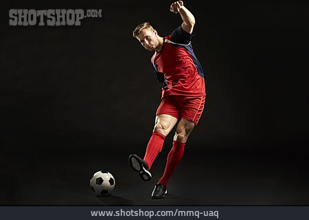 Soccer, Kick, Soccer Training
