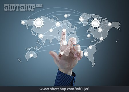 Network, Linking, Global Player