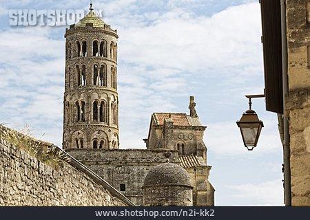 Cathedral, Romanesque, Uzès