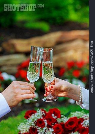 Celebration, Sparkling, Champagne, Toast