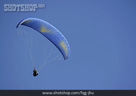Paragliding, Paragliding