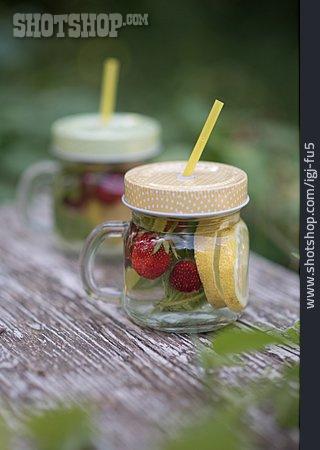 Refreshment, Summer Drink, Cold Drink