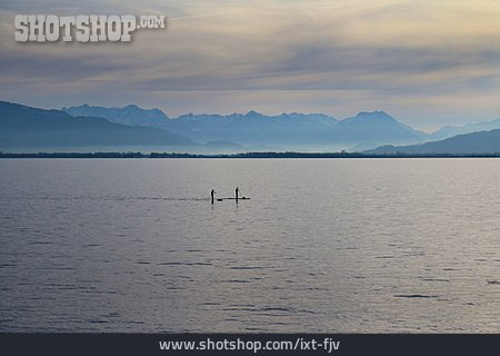 Bodensee, Stand Up Paddling