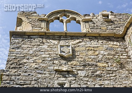 Church Ruin, Rochecolombe