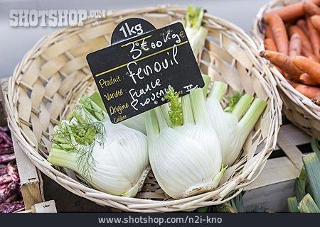 Fennel, Vegetable Shop