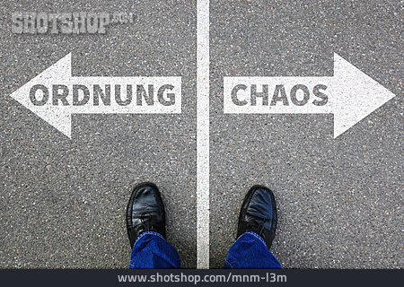 Order, Chaos