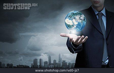 World, Globalization, Global Trade, Control