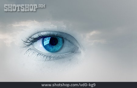 Eye, Inspiration, Farsighted