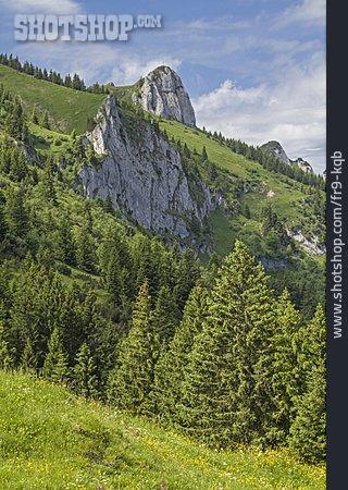 Upper Bavaria, Bavarian Alps
