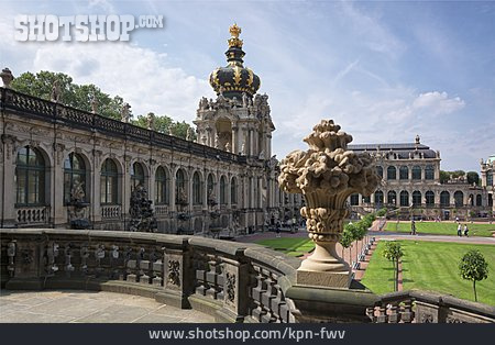 Baroque Style, Zwinger