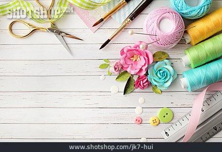 Handicrafts, Craft Utensils, Materials