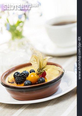 Dessert, Creme Brulee
