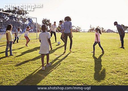 Parent, Playing, Leisure Activity, Children