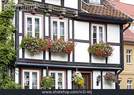 Timbered, Quedlinburg